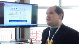 Cesar Rojas, Senior Product Marketing Evangelist, Hadoop&D