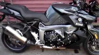 6. 2009 BMW K1300R Walk around