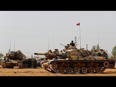 Συρία: Μάχες για την ανακατάληψη της πόλης Νταμπίκ στα βορειοδυτικά της χώρας