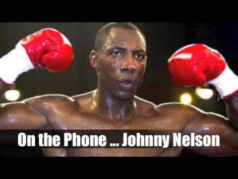 nelson - JOHNNY NELSON - 'I WOULD COME BACK JUST TO FIGHT MARCO HUCK & EXPOSE THE DIVISION FOR WHAT IT IS'. INTERVIEW BY @KUGANCASSIUS.