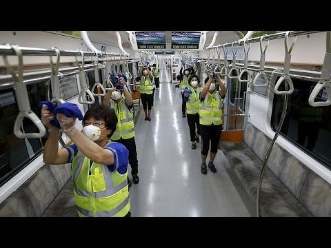 Ν. Κορέα: Τρόμος από την εξάπλωση του MERS