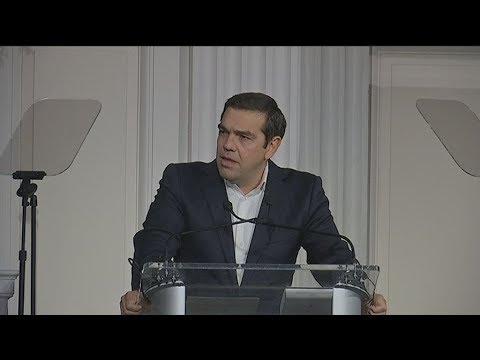 «Ο ελληνικός λαός απέδειξε σε πολύ δύσκολες στιγμές ότι μπορεί να δείξει αλληλεγγύη»