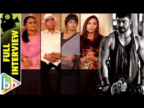 Geeta Phogat | Babita Kumari | Mahavir Phogat | Da
