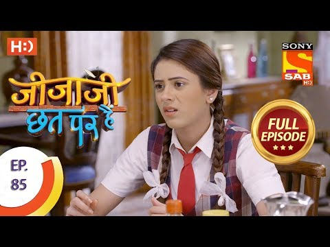 Jijaji Chhat Per Hai - Ep 85 - Full Episode - 7th May, 2018