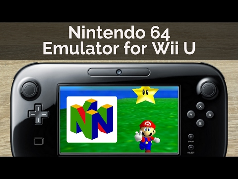How To Play Nintendo 64 Games On Wii U