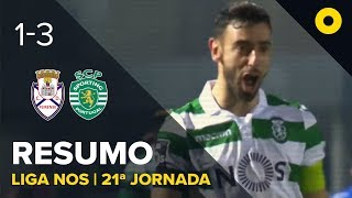 Video Feirense 1-3 Sporting - Resumo | SPORT TV MP3, 3GP, MP4, WEBM, AVI, FLV Februari 2019