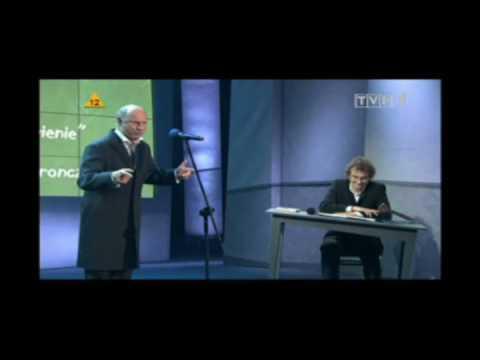 Kabaret Pod Egidą - Cyrk (Piotr Fronczewski)