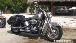 7. Used 2007 Harley Davidson Heritage Softail Classic Motorcycles for sale - Gainesville, FL