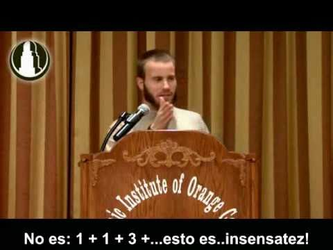 Misionero Cristiano convertido al Islam - Joshua Evans
