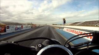 8. 2014 Yamaha Bolt  Stock Drag Racing