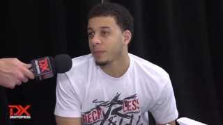 Seth Curry Draft Combine Interview