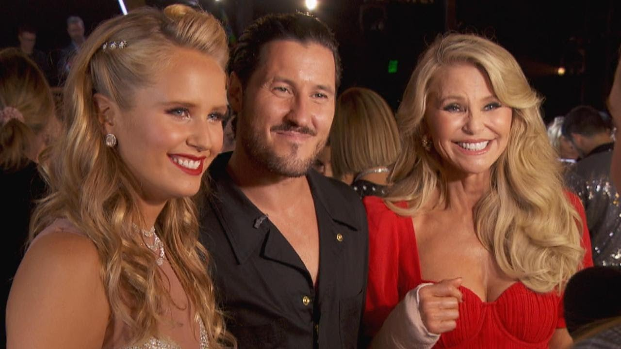 Christie Brinkley Is a 'Proud Mom' of Dancing Daughter - YouTube