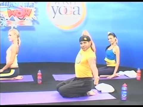 Yoga cho mọi người từ cơ bản tới nâng cao bởi chuyên gia Master Karmal (Ấn Độ) Phần 2