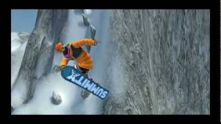 SummitX Snowboarding YouTube video