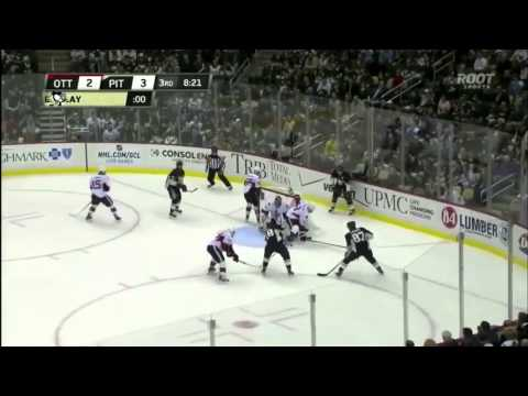 Crosby - Sid highlights from the first half of the 2013 season (24/48 games). I also left some of the scoring categories at the end. A lot of clips don't get recorded...