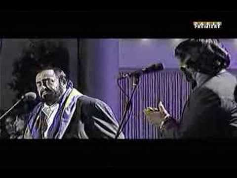 James Brown & Luciano Pavarotti – It's a Man's World