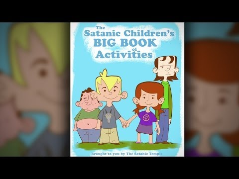 Children - Satanists want your children to learn about Atheism! Buy some awesomeness for yourself! http://www.forhumanpeoples.com/collections/sourcefed Our Sources: http://bit.ly/1s78nKU ...