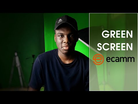 Watch 'How to Work with a Green Screen on Ecamm Live '