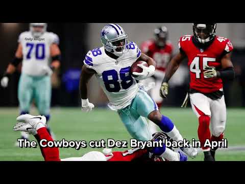 Dez Bryant tweets that he will take free-agent visit to Cleveland Browns
