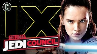 Star Wars: Episode IX Footage Coming This Month - Jedi Council by Collider