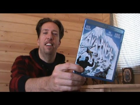 "Nate's ""Avalanche"" (1978) Movie/Blu-ray Review"