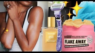 Get the SUMMER GLOW! Body Routine for Glowing Skin ▸ VICKYLOGAN by VICKYLOGAN