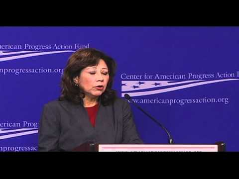 Sec. Hilda Solis's Story about Overcoming Poverty