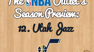 The NBA Outlet's Preview Series: 12. Utah Jazz