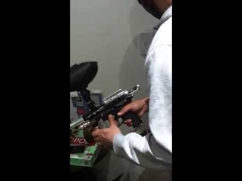 ICON Z Paintball GUN