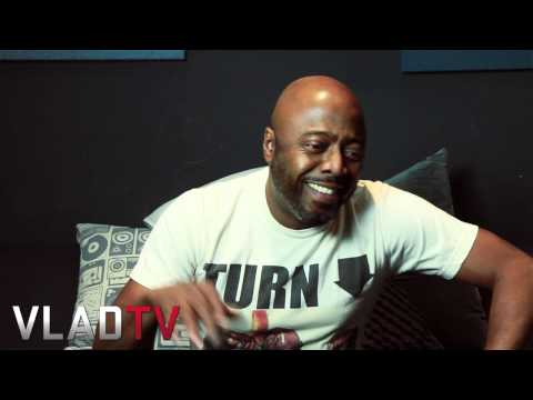 Donnell Rawlings on Boondocks vs Chappelle Show