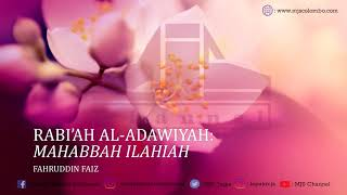 Video Ngaji Filsafat 143 : Filsafat Cinta - Rabi'ah Al Adawiyah MP3, 3GP, MP4, WEBM, AVI, FLV April 2019