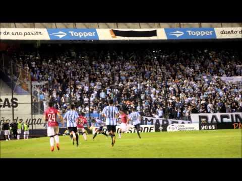 8° de final Copa Libertadores - La Guardia Imperial - La Guardia Imperial - Racing Club