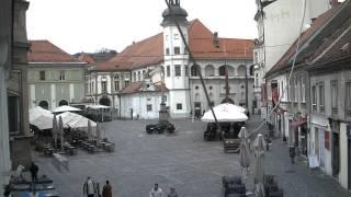 Maribor (Grajski trg) - 24.01.2015
