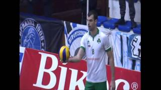 Highlights game -Iraklis vs Panathinaikos 2016/17