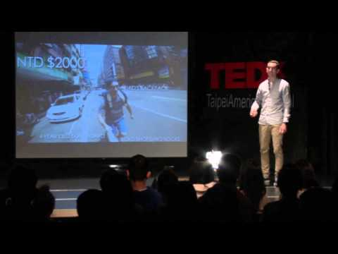 Doing is better than Perfection | Jake Hemingway | TEDxTaipeiAmericanSchool