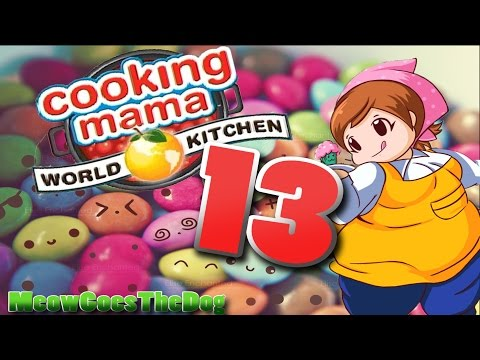 Cooking Mama: World Kitchen | Help Me! | Episode 13