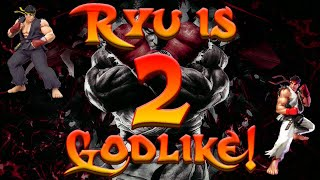 Amazing Ryu Combo Video by: One of the best Ryu's on 3DS