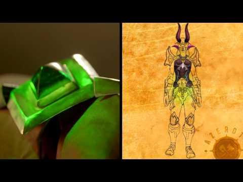 Armurerie d'Azeroth : le costume de chasseur de démons (VOST)