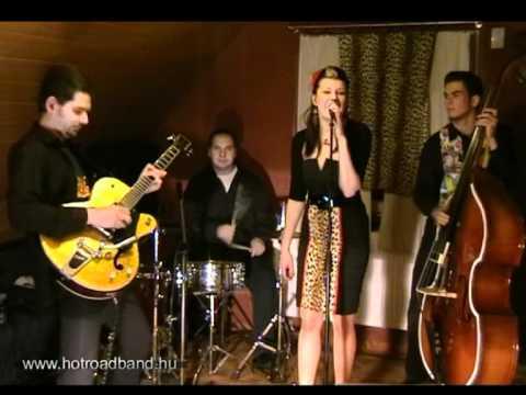 The Hot Road Rockabilly Band – San Antonio Rose