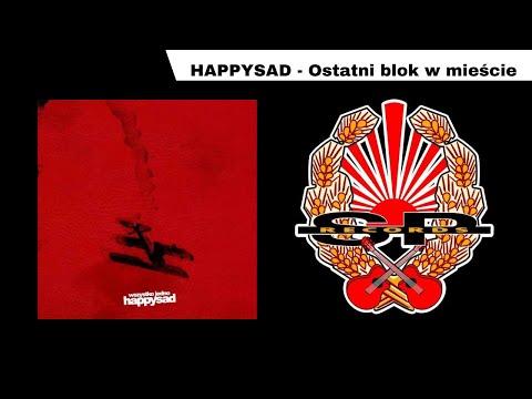 Tekst piosenki happysad - Ostatni blok w mieście po polsku