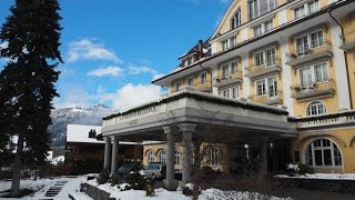Gstaad Switzerland  city photos gallery : Le Grand Bellevue, Gstaad, Switzerland
