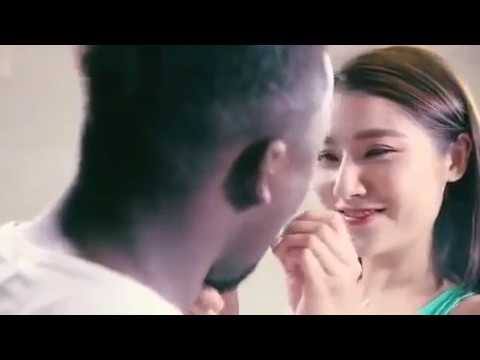 Racism in a Chinese laundry detergent advertisement