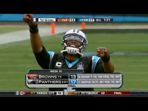 Cam Newton:  We Have Ourselves a Hero