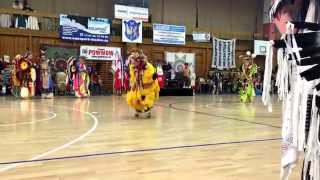 Kladno Czech Republic  city photos : Grass dance - Pow-wow 2015 - Kladno Czech Republic