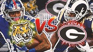 LSU Alumni vs. Georgia Alumni | Madden NFL College Alumni Tournament