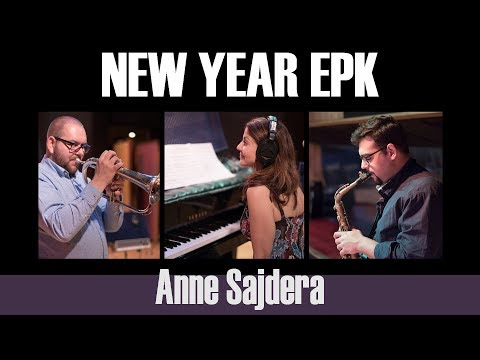 NEW YEAR - a new CD from Anne Sajdera (EPK)