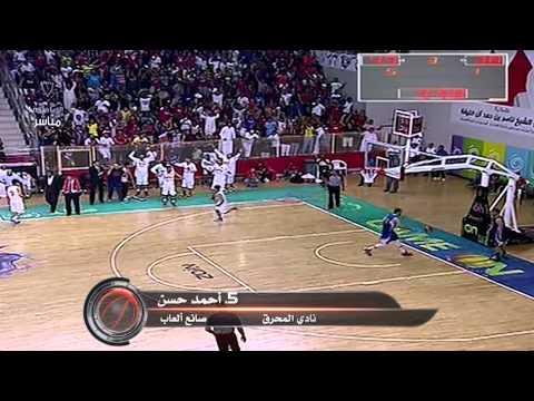 المحرق 74-69 المنامة .. نهائي دوري زين 2014 (Game 3)