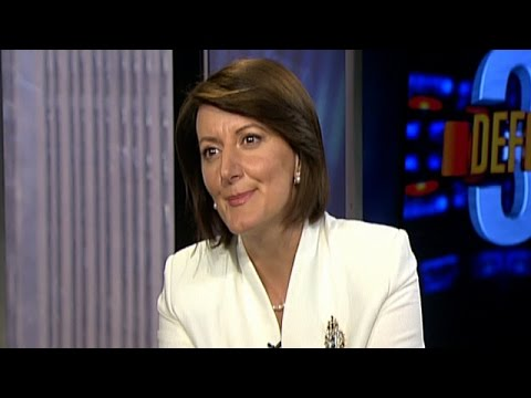 europe - Defcon 3 with KT McFarland: President Atifete Jahjaga on how her country is tackling the ISIS threat.