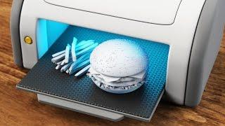 В наше время на 3д принтере можно напечатать практически все что угодно. В этом видео вы узнаете о протезах, велосипедах, ЗДАНИЯХ и других вещах, созданных с помощью 3д печати. А самое главное, вы узнаете ответ на вопрос: можно ли напечатать 3д принтер на 3д принтере?