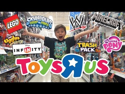 R - Click here to see our SLUSHY MAGIC video: http://youtu.be/AOQztDW8K1c Due to popular demand, we are taking you back to Toys